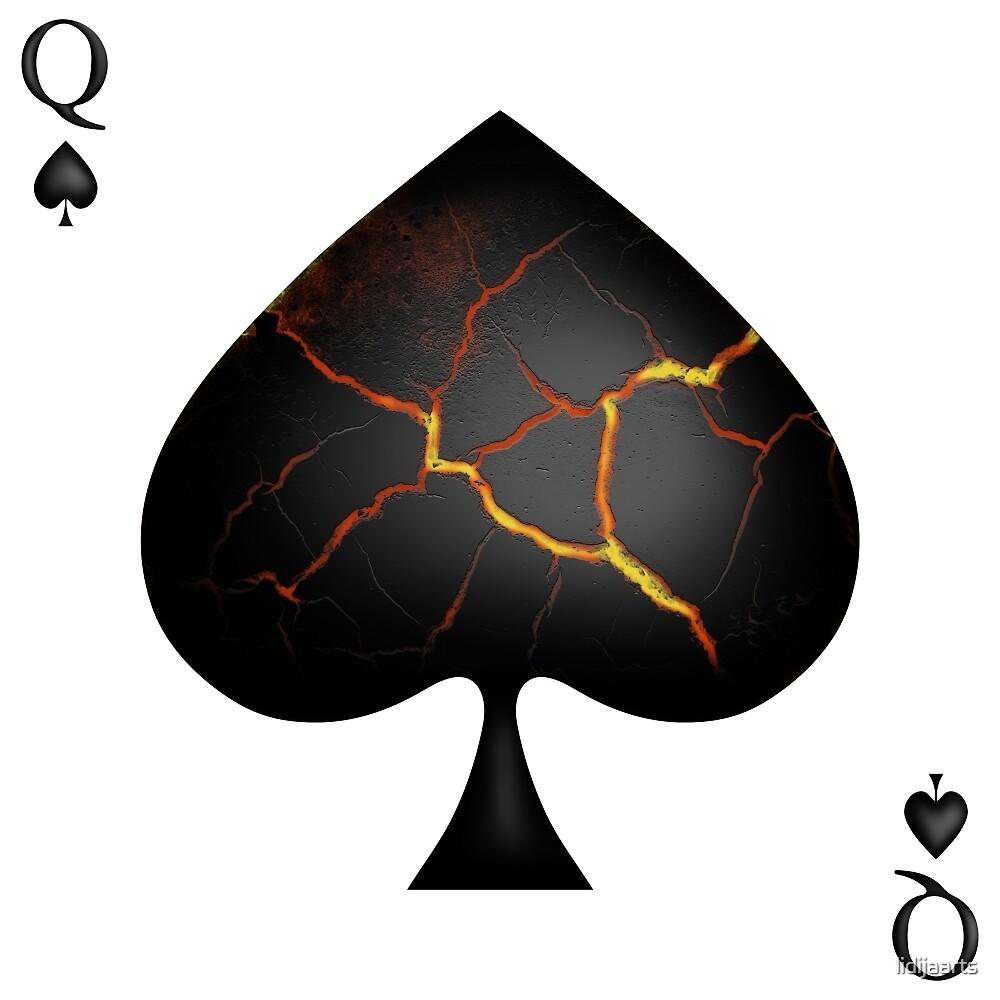 Spade Quin by lidijaarts