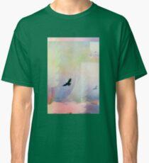 Abstract Soaring Hawk Classic T-Shirt