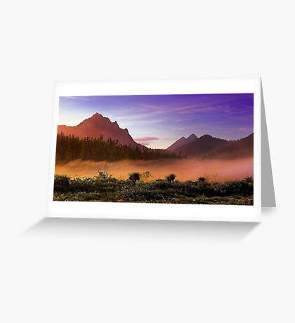 Monadnocks - Western Australia Greeting Card