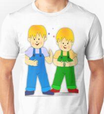 NIÑOS AMIGOS T-Shirt