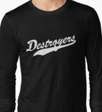 George Thorogood and The Destroyers Shirt Long Sleeve T-Shirt