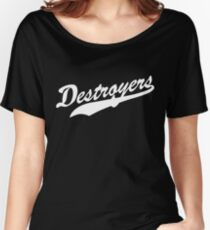 George Thorogood and The Destroyers Shirt Women's Relaxed Fit T-Shirt