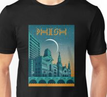 phish wallpaper heru Unisex T-Shirt