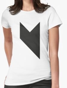 Music on  Womens Fitted T-Shirt