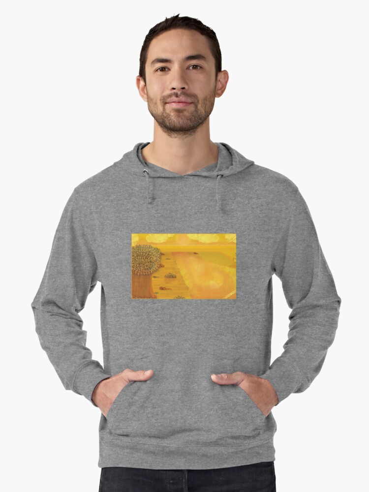 Untitled Lightweight Hoodie Front