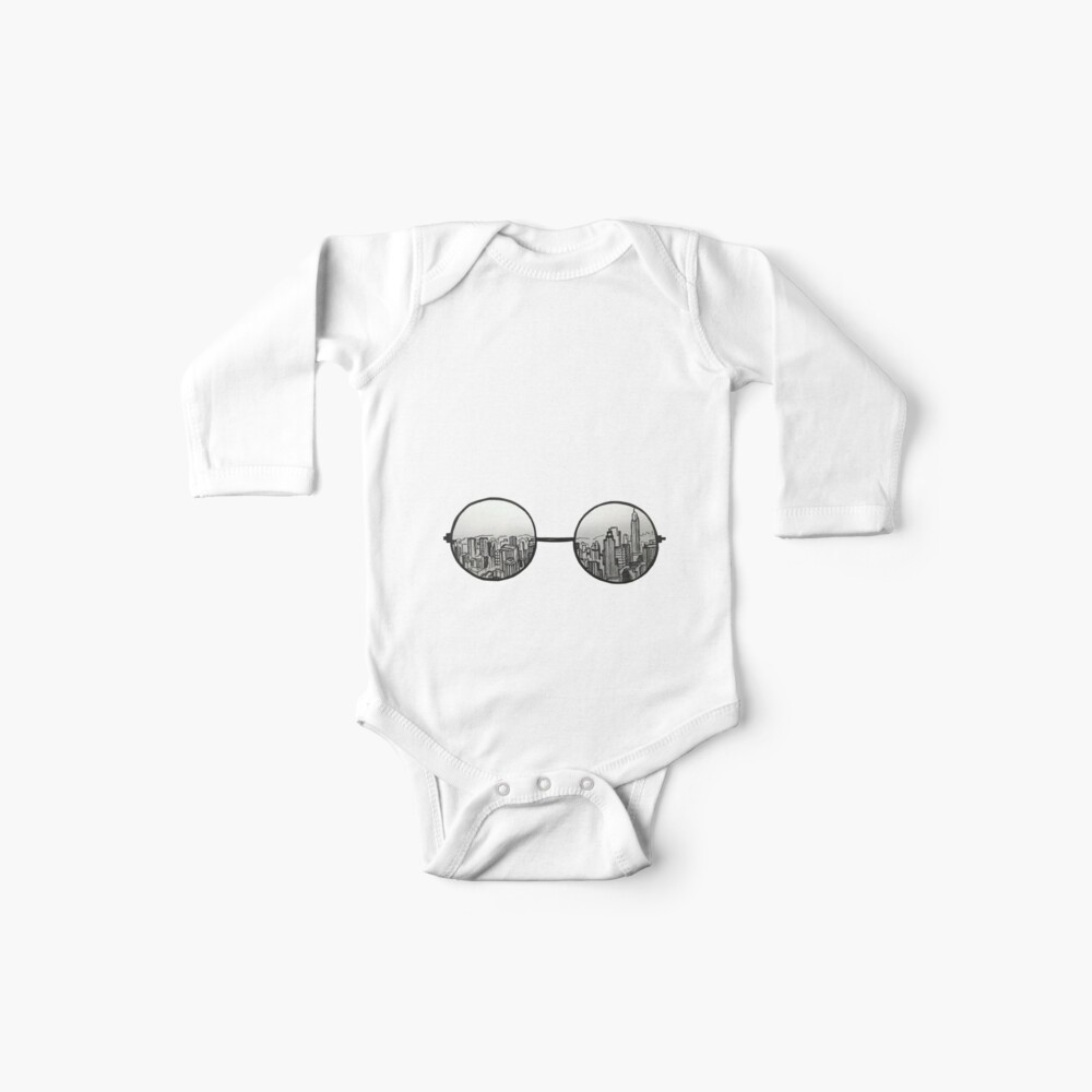 the view Baby One-Piece