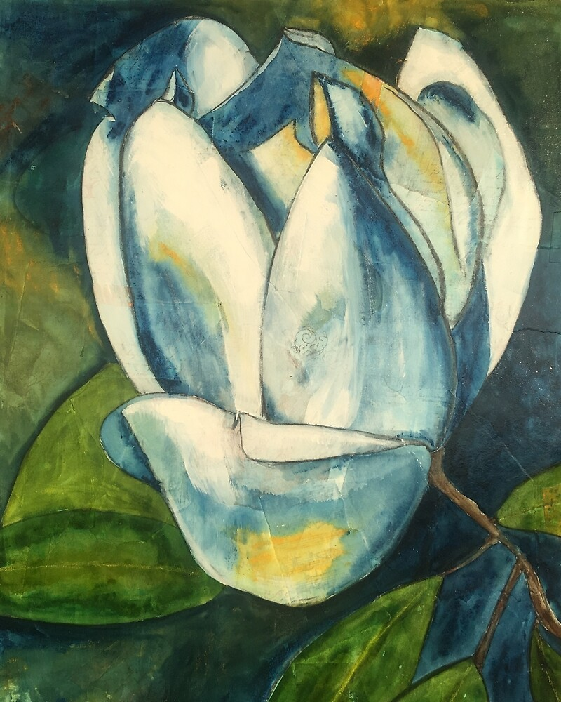 Magnolia #2 by Jacquethompson