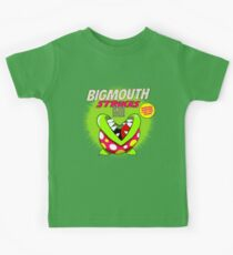 The 80's 8-bit Project - The Big Mouth Kids Tee