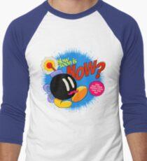 The 80's 8-bit Project - Soon Men's Baseball ¾ T-Shirt