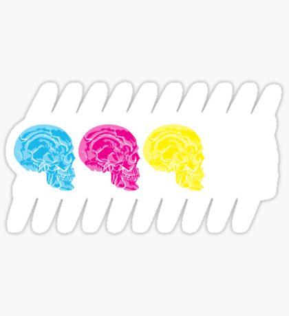 CMYKill Sticker