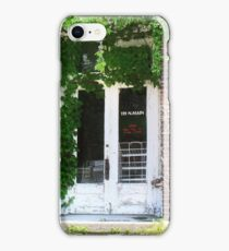 Once Upon a Time on Main Street iPhone Case/Skin