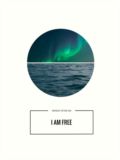 I am Free by NordicStudio