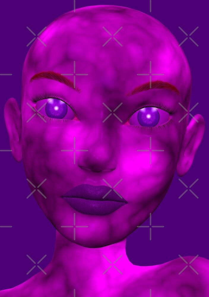 Phoebe Purple by Mythos57
