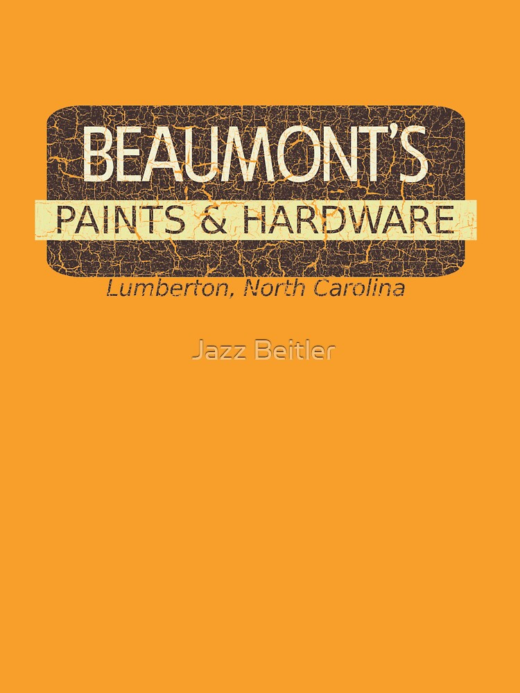Beaumont's Paints & Hardware by ImSecretlyGeeky