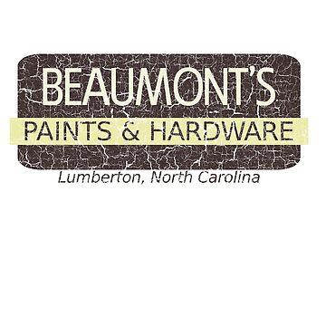 Beaumont's Paints & Hardware by ImSecretlyGeeky