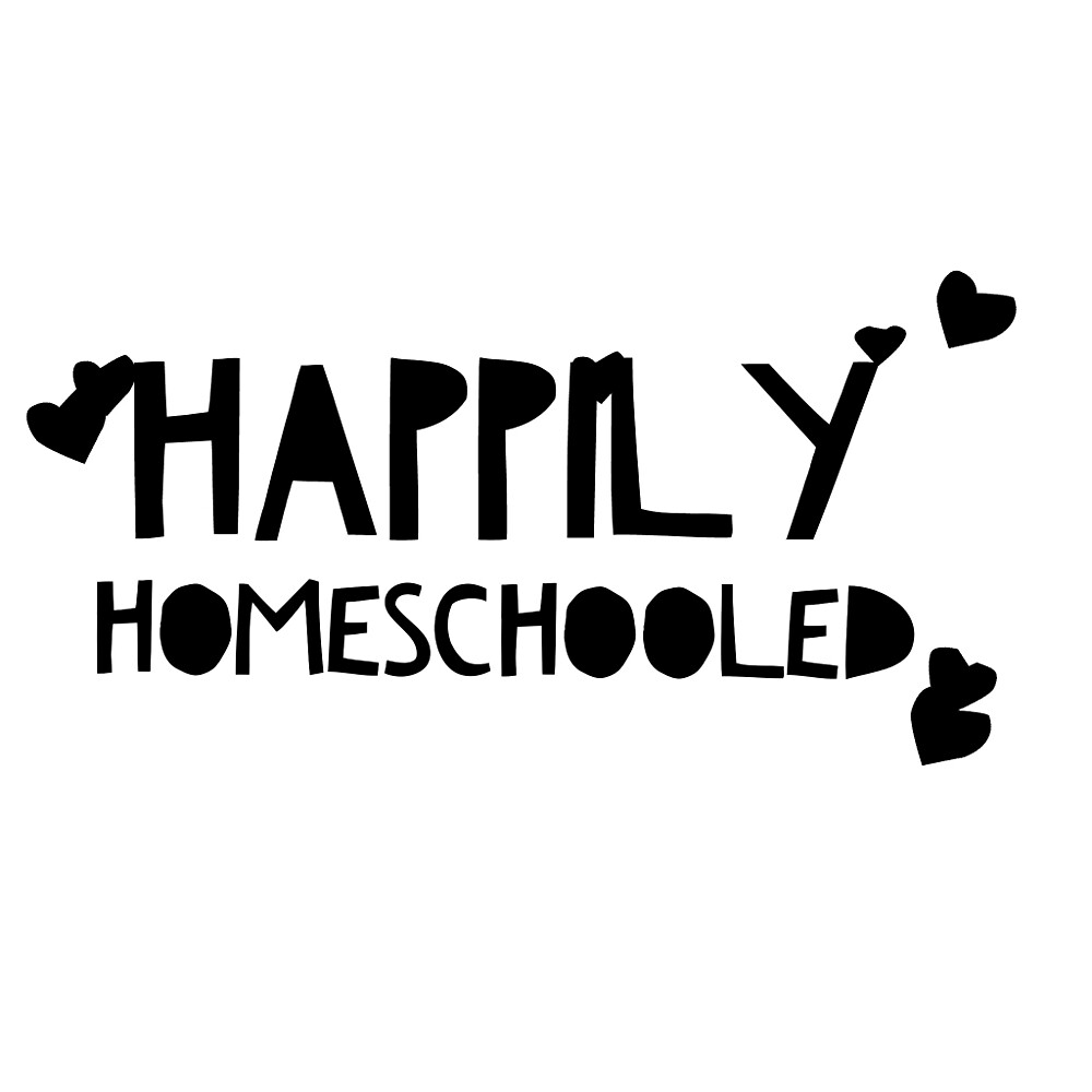 Happily Homeschooled Hearts by Nicki harvey