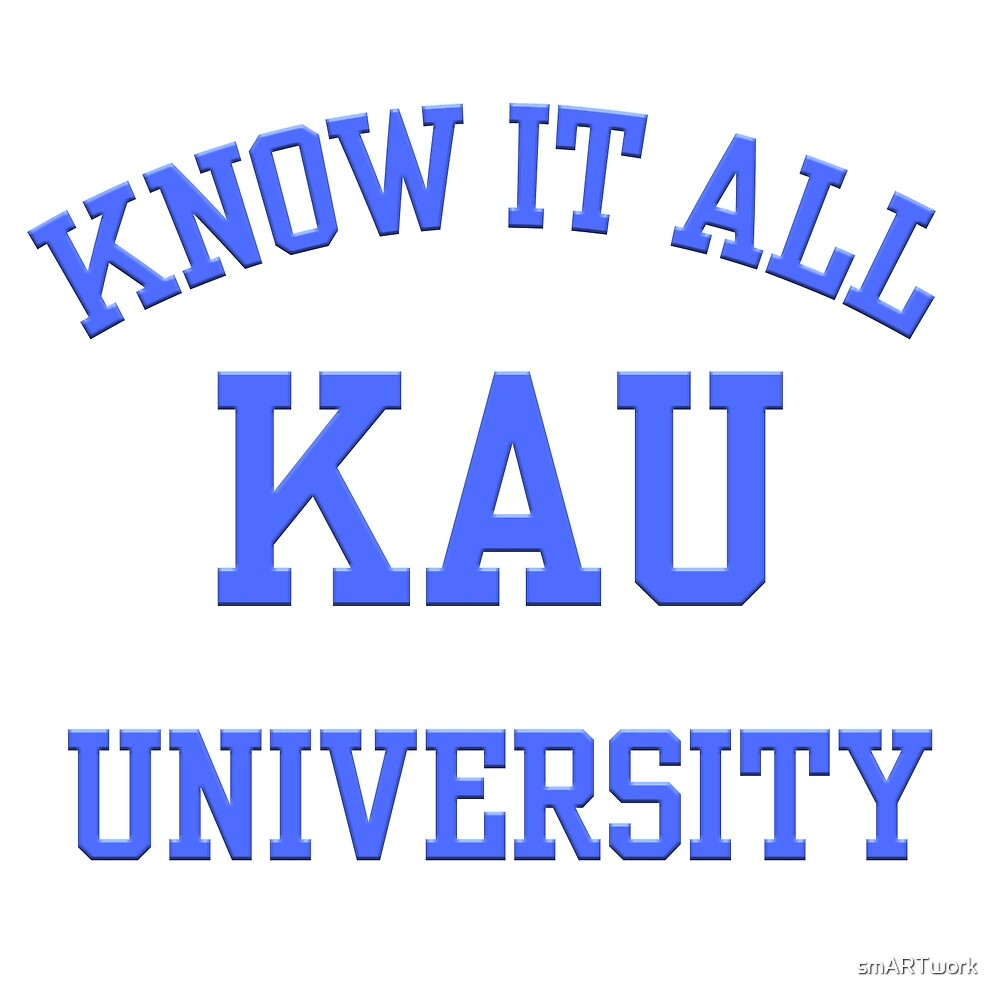 Know it All University by smARTwork