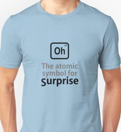 Atomic Symbol for Surprise T-Shirt
