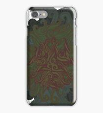 Seaweed Bloom iPhone Case/Skin