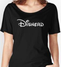 Camiseta ancha Disnerd