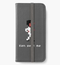 Ken Sent Me iPhone Wallet/Case/Skin