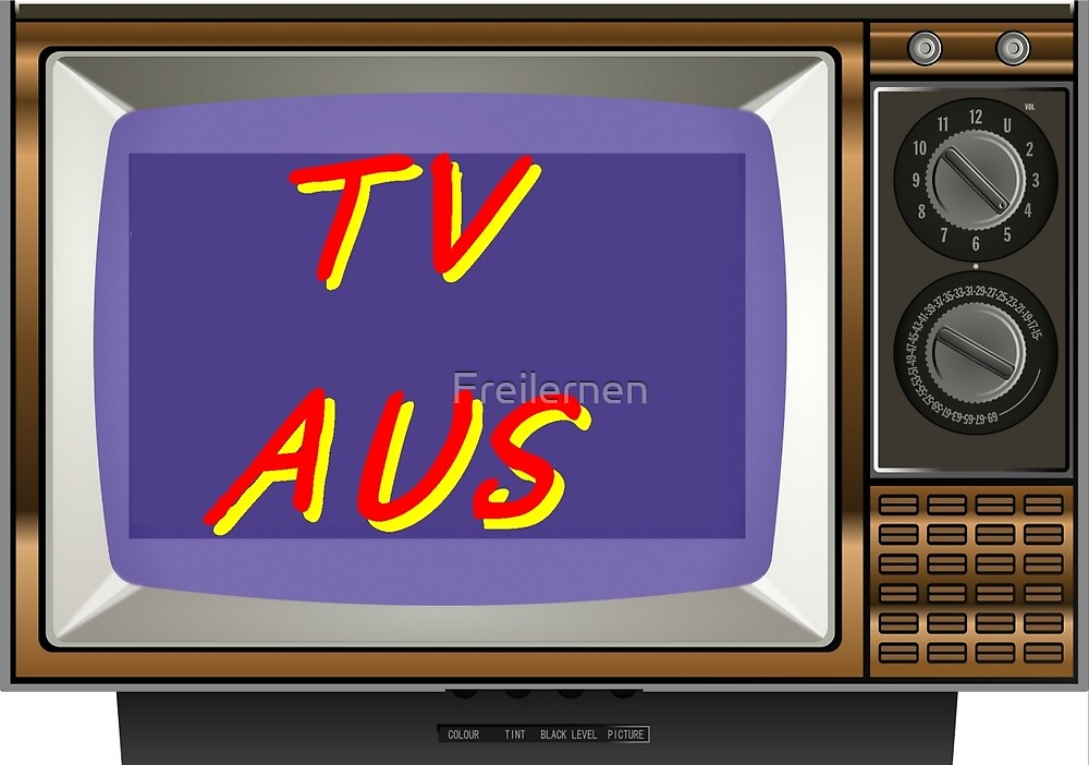 TV OFF! by Freilernen