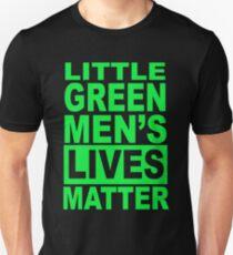 LITTLE GREEN MENS LIVES MATTER 1 T-Shirt