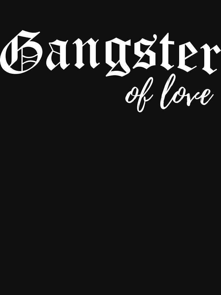 Gangster of Love by artack