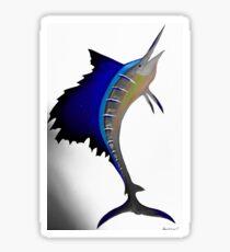 Nautic Sailfish Sticker