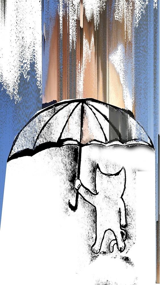 Rain  by cheyas