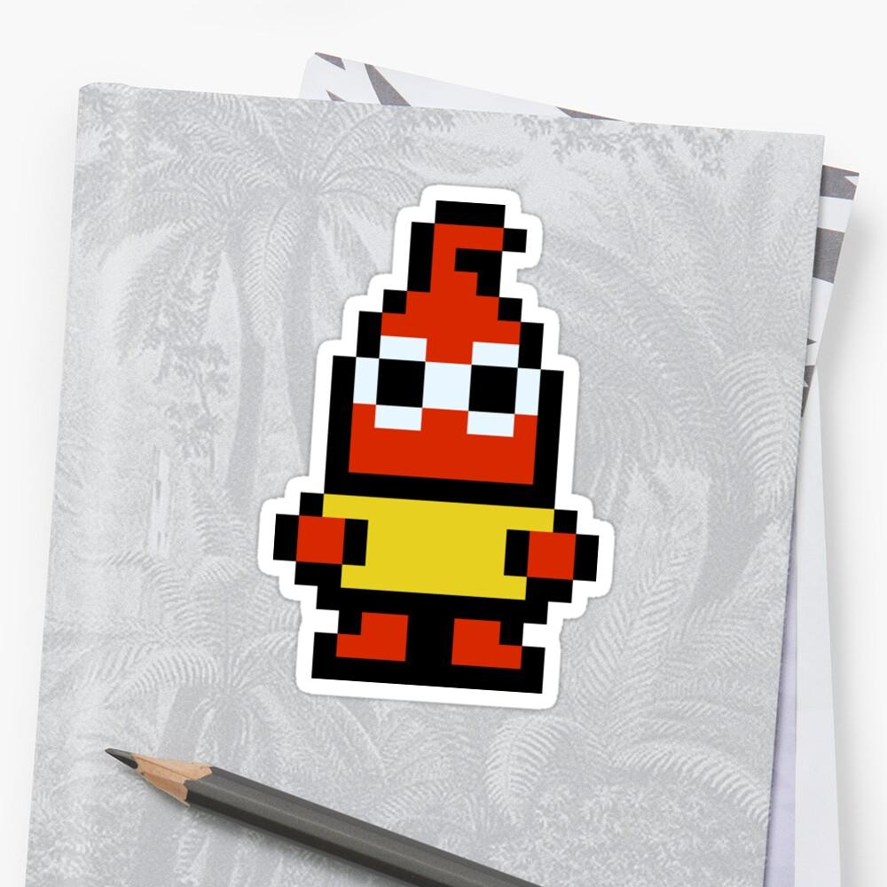 Pixel Plok by ImpishMATT