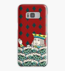 Red King Overboard Samsung Galaxy Case/Skin