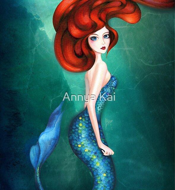 Mermaid by Annya Kai