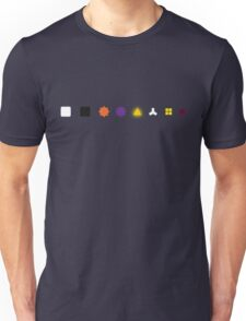 The Witness - Puzzle Types Unisex T-Shirt