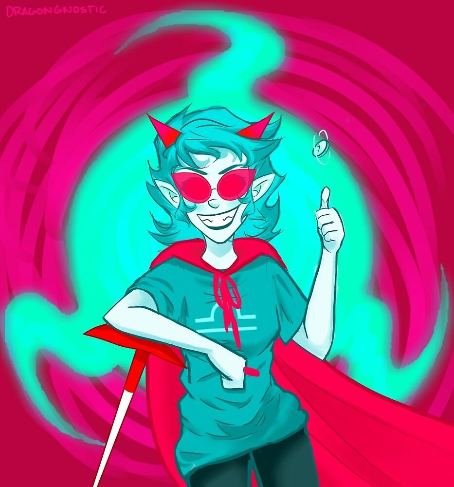 Seer of Mind by dragongnostic