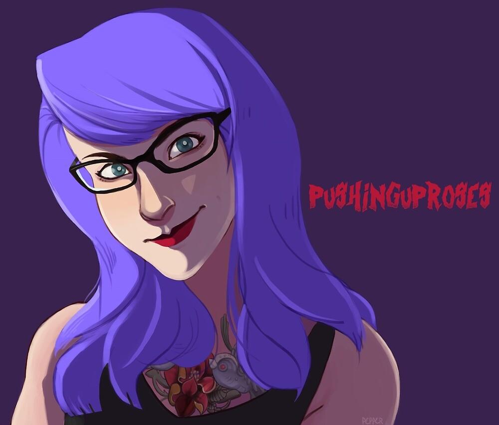 PushingUpRoses by PepperAttacks
