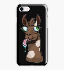 Goofy Llama iPhone Case/Skin