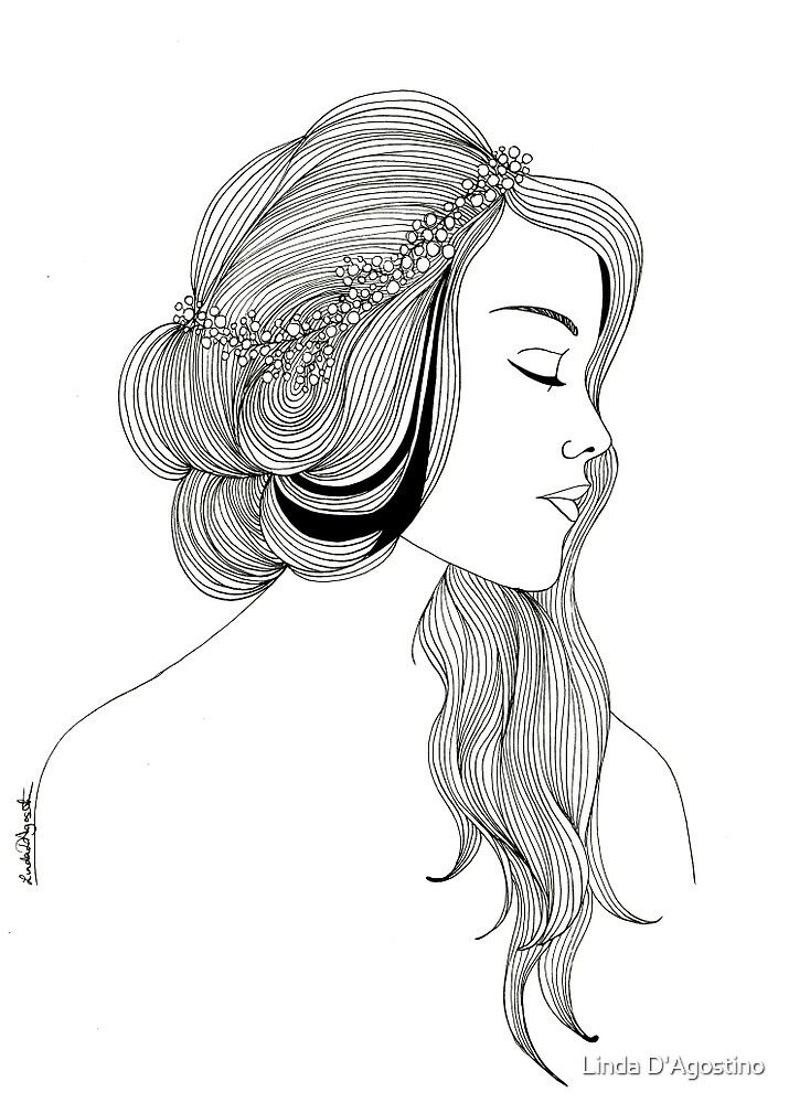 Olivia by Linda D'Agostino