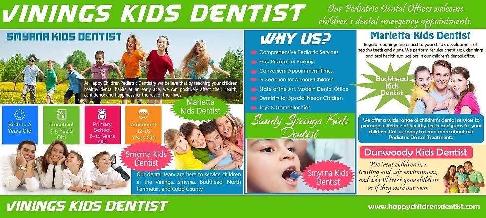 Vinings Kids Dentist by KidsDentist