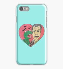 Kermit and Vincent iPhone Case/Skin