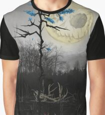 Dark Fox Graphic T-Shirt