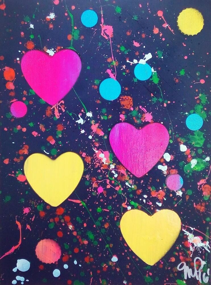Space Love by Marisa Palacios