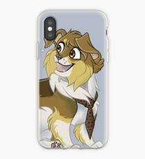 Doge!Ten and (a) Rose iPhone Case