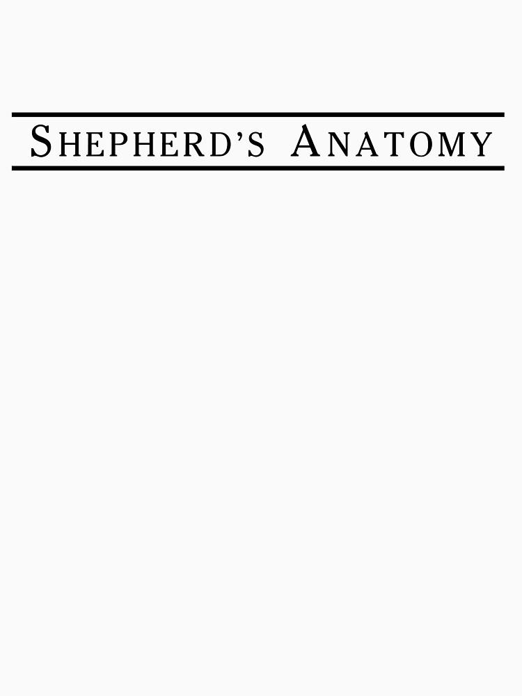 SHEPHERD'S ANATOMY by sarahsdrew