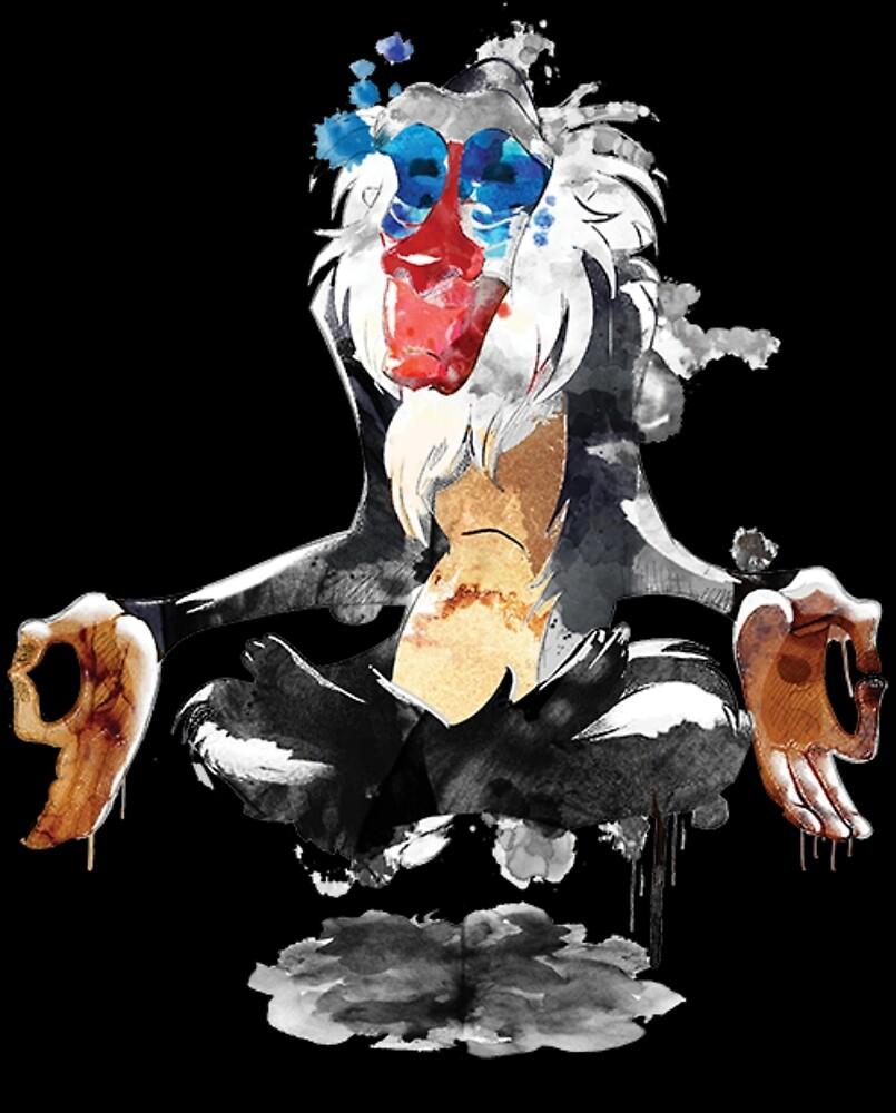 I love Yoga by narcosrider