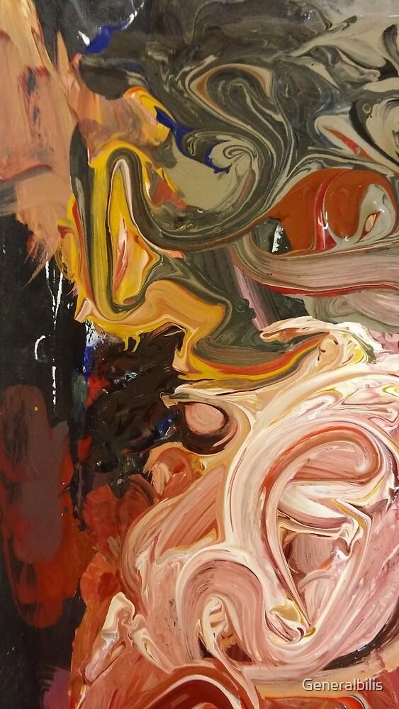 Generalbilis - Earthy Paint Palette by Generalbilis