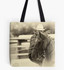 The Cowboy Way Tote Bag