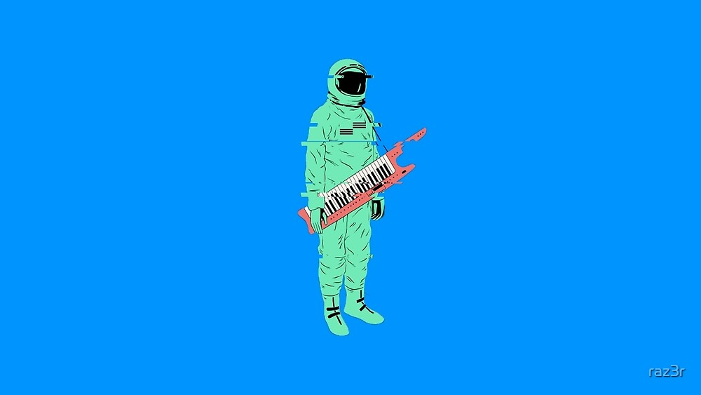 Space Man Collection by raz3r