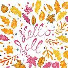 Hello Fall by Lidiebug