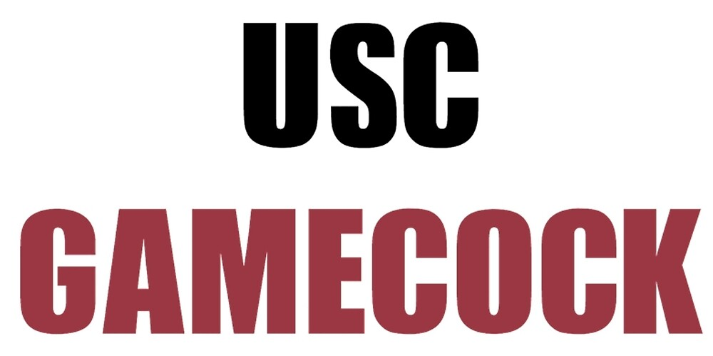 usc gamecock by katlcov